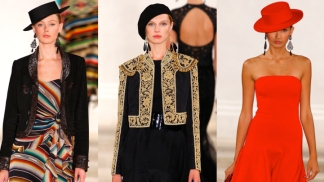Ralph Lauren Tries Spanish Spice for Spring