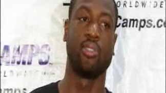 Dwyane Wade's Basketball Camp