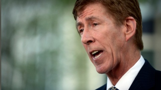 George Zimmerman's New Attorney Mark O'Mara Talks to Press