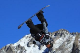 Watch: Women's Snowboarding Big Air Event