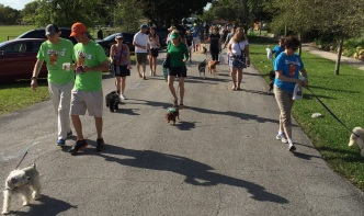 Dog-Friendly Event Raises Money for Cancer Research