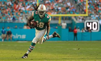 Dolphins TE Placed on Injured Reserve With Foot Injury