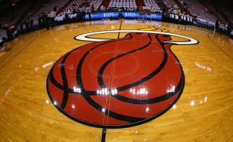 Heat Sets Preseason Points Record in Win Over New Orleans