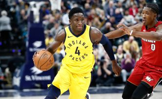 Indiana Pacers Top Miami in Overtime, Clinch Playoff Spot
