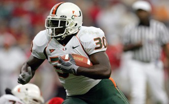 Former Miami Hurricanes RB Tyrone Moss Dies at 33