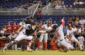 Marlins Blow Early Lead in Blowout Loss to Washington