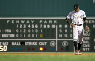 11-Run Inning Propels Red Sox to Blowout Win Over Marlins