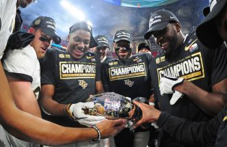 Legislature Considering UCF 'National Champs' License Plate