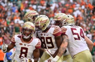 Francois, Terry Connect to lead Florida State Past No. 22 BC