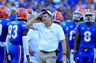 Florida Gators Head Coach Responds to Recent Legal Troubles