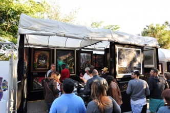 Coconut Grove Arts Festival Taking Over This Weekend
