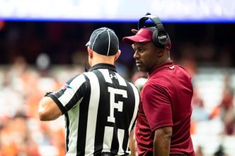 Taggart Familiar With Rivalry Ahead of First FSU-Miami Game