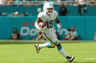 Injury to Dolphins WR Wilson Likely Season-Ending: Coach