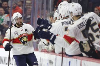 Columbus Comes From Behind to Rout Florida Panthers