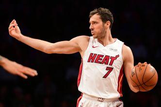 Dragic Scores 22 Points as Heat Snap Spurs' Win Streak