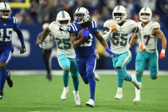 Miscues Prove Costly in Dolphins' Crucial Loss to Colts