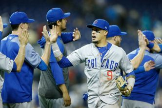 Quintana, Chicago Cubs Throw Shutout Against Miami Marlins