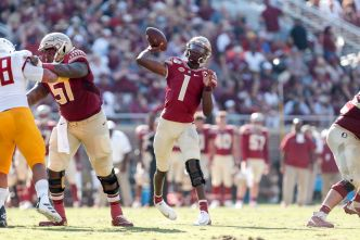 Blackman to Start at QB for Florida State Against Clemson