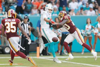 FitzMagic Runs Out As Dolphin's Rally Falls Short