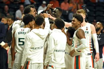 McGusty, Beverly Send Miami Hurricanes Past UCF Knights