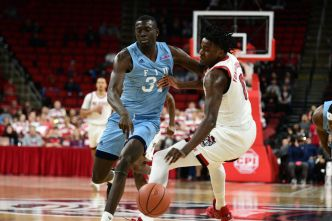 Bryce Big in Second Half as NC State Holds Off FIU