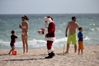 NBC 6 Holiday Forecast For South Florida
