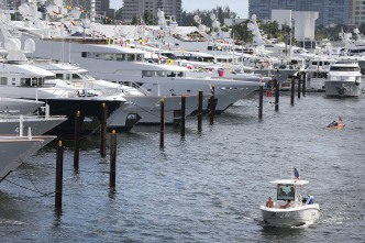 Water Taxi Of Ft. Lauderdale Offers Special Before Boat Show