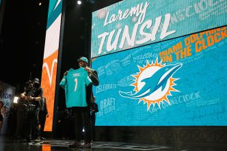 Dolphins Preparing to Make Pick as NFL Draft Starts Thursday