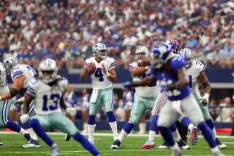 Sunday Night Football Preview: Giants vs. Cowboys