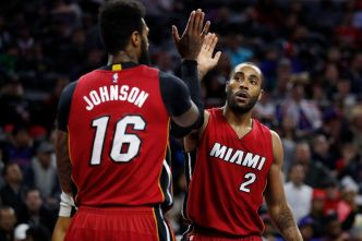 Last Second Shot Lifts Miami Heat to Fifth Straight Victory