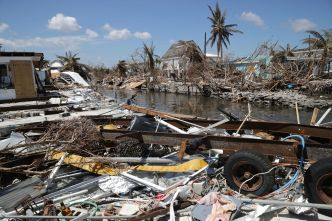 Hurricane Irma Remembered 1 Year After Landfall in Fla. Keys
