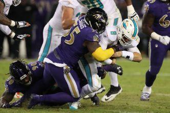Ravens Shut Out Dolphins, Ruin Matt Moore's Starting Debut