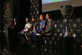 Drivers Brings Championship Hopes to Homestead Sunday