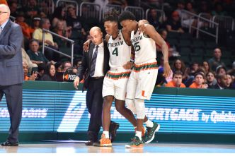 Star Freshman Hurt as No. 11 Miami Hurricanes Beat FAMU