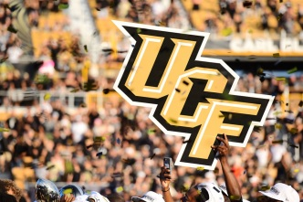 Milton throws 3 TDs as No. 9 UCF holds off Temple 52-40