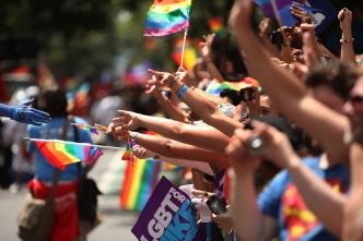 LGBTQ History Month: The Road to America's First Gay Pride March