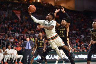 Star Freshman Helps No. 15 Miami Beat No. 24 Florida State