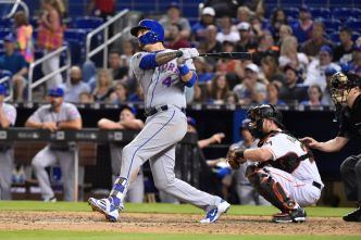 New York Mets Beat Miami Marlins For 7th Straight Win