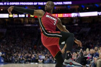 D-Wade Signs 'Lifetime' Deal with Chinese Apparel Company