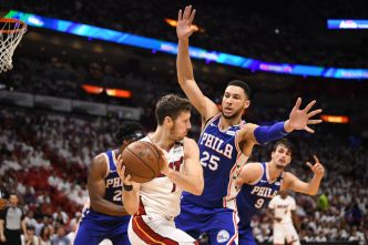 Heat Face Elimination After Dropping Game 4 to Philadelphia