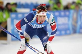 Sad to Not Make Team, Biathlon 'King' Now Wife's Cheerleader
