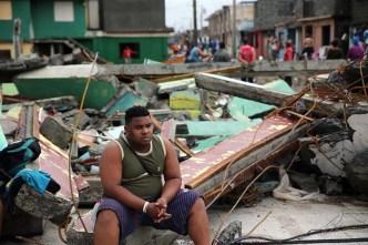 Heavy Damage Reported in Eastern Cuba From Matthew