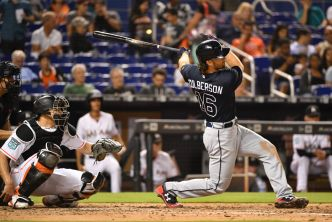 16-hit Outburst Leads Atlanta to Blowout Win Over Marlins