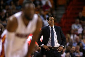 Spoelstra Gets 500th Coaching Win as Miami Heat Beat Orlando
