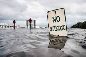 Florida Deputies Suspended for Neglecting Job During Irma