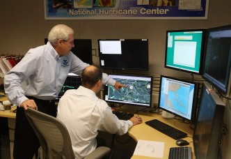 How the National Hurricane Center Keeps You Safe