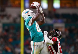 Undrafted Receiver Becoming Big Catch for Miami Dolphins