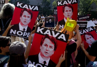 Kavanaugh Impartiality to Be Tested in Blue State Lawsuits