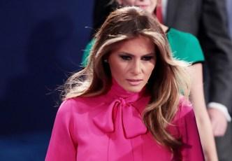 Melania Trump Breaks Silence to Defend Embattled Husband