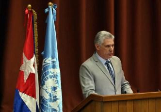 Cuba's New President Backs Same-Sex Marriage